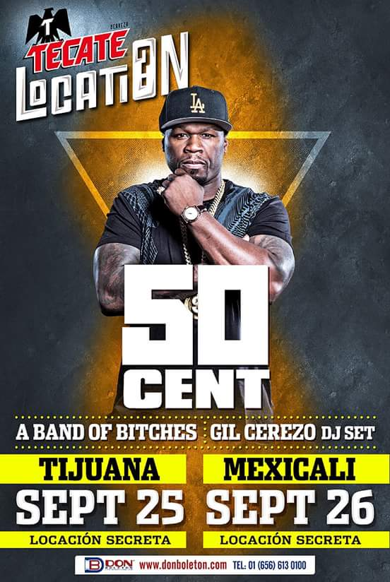 50 cent mexicali