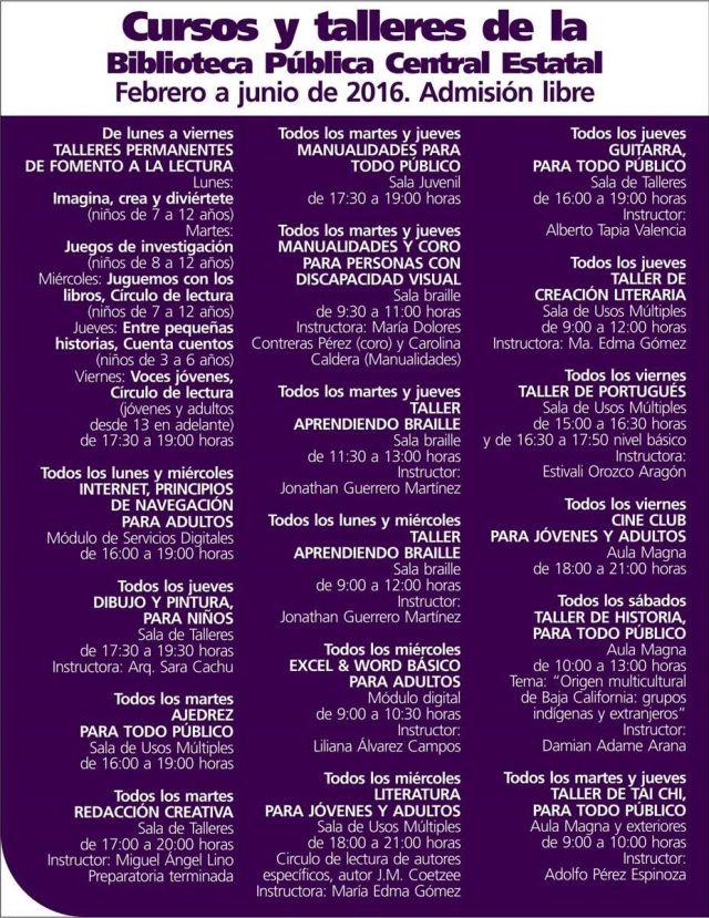 cursos gratis mexicali