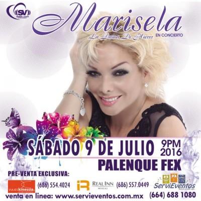 Marisela en Mexicali