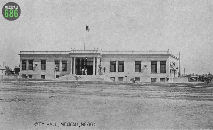 Inicios de Mexicali, 1921 a 1930