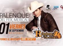 conciertos mexicali 2017