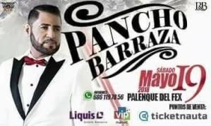 pancho barraza 2018