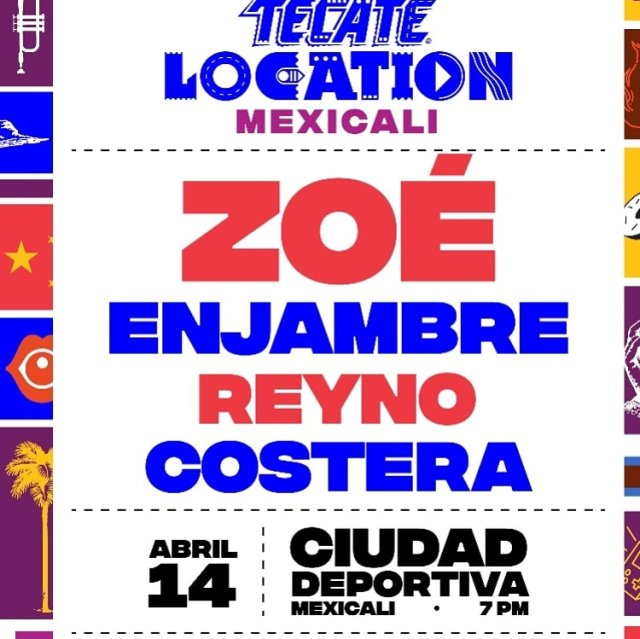 tecate location 2018