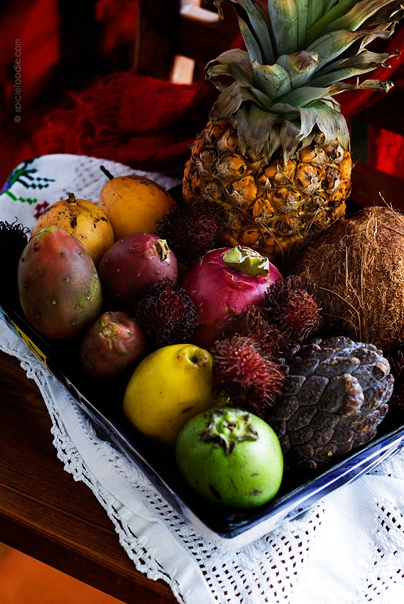 Mexican Exotic and Tropical Fruits | #mexico #tropical #fruits #cleaneating