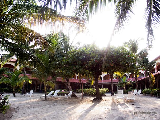 Sunbreeze Hotel | #AmbegrisCaye #Belize #travel