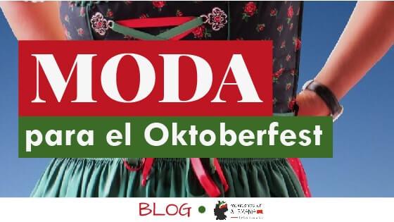 Moda para el Oktoberfest - Portada