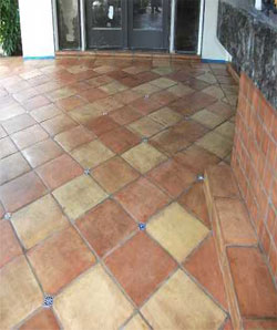 mexican tile cleaning and sealing