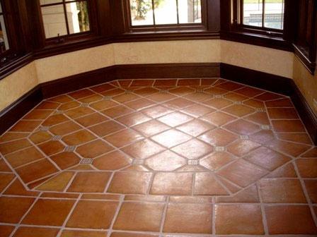 mexican tile installation saltillo