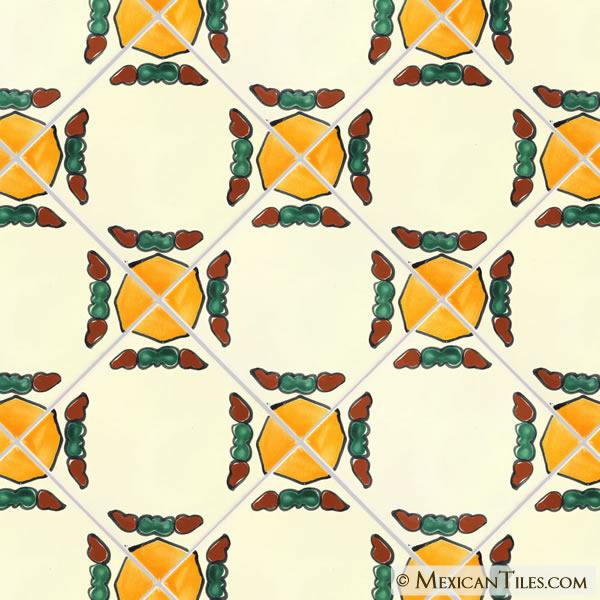 field guadalajara mexican tile