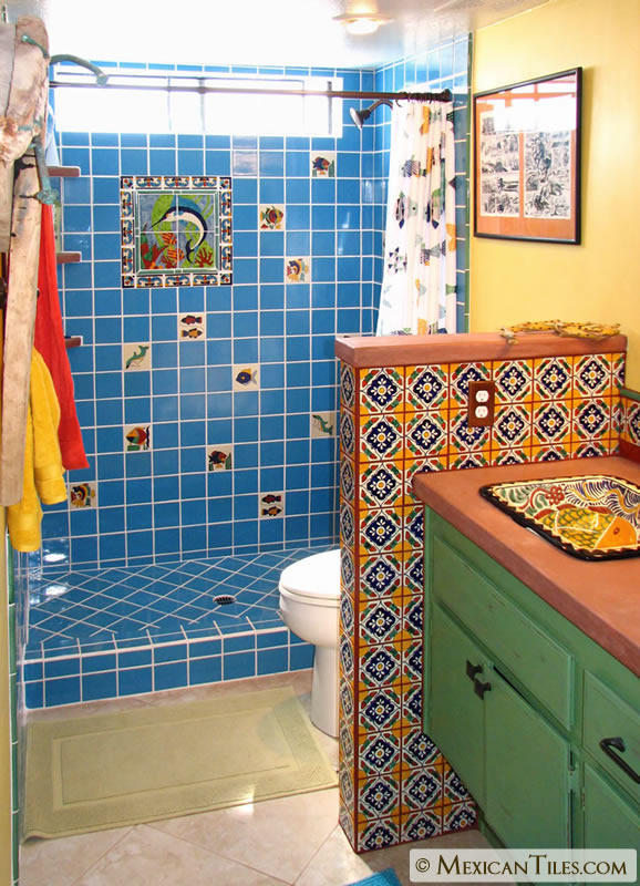 mexican tile marlin with fish 1
