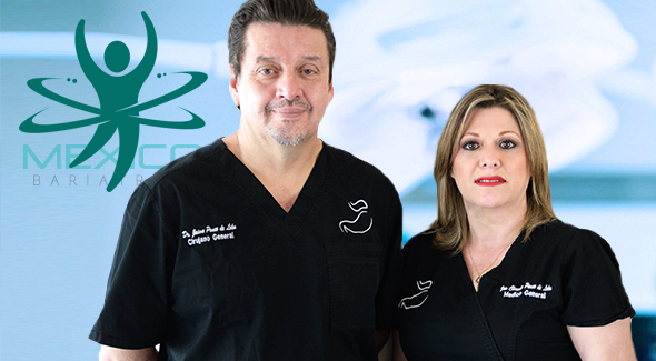 Dr. Jaime Ponce de Leon Palomares, board certified surgeon specializing in weight loss surgery in Mexico.