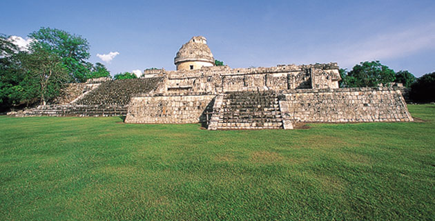 Observatorio de Chichén Itzá