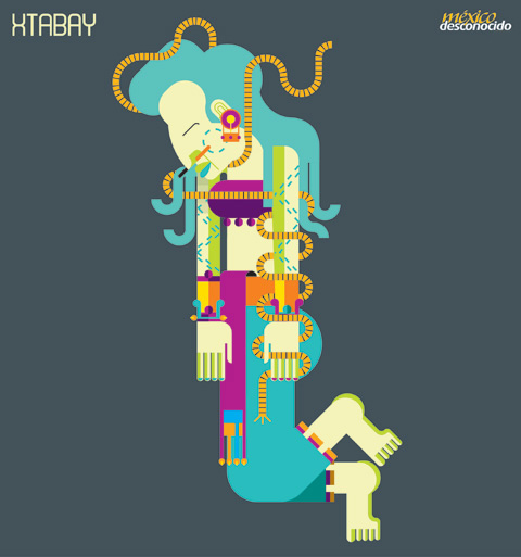 Xtabay, diosa maya de los muertos/ Ilustración: Oldemar