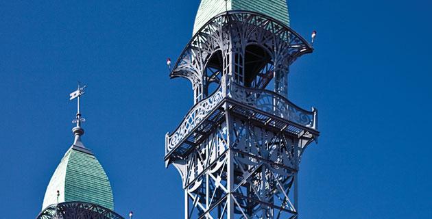 Torres del Museo del Chopo