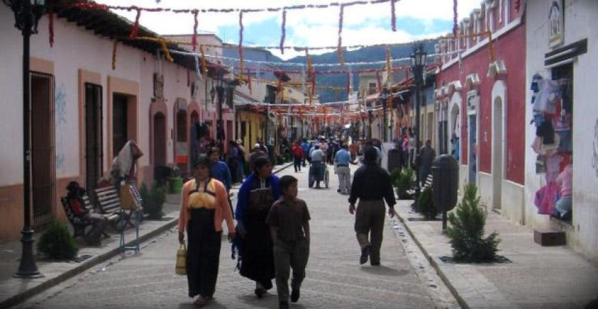 La Merced y San Ramón san cristobal de las casas