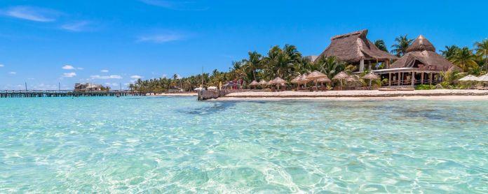 Resultado de imagen para playa Isla Mujeres mexico