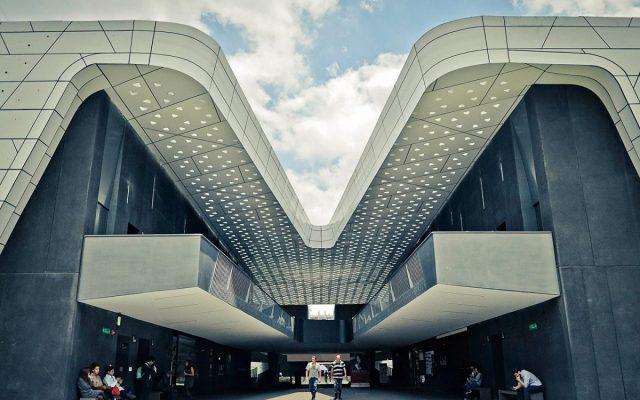Cineteca Nacional, un lugar para visitar