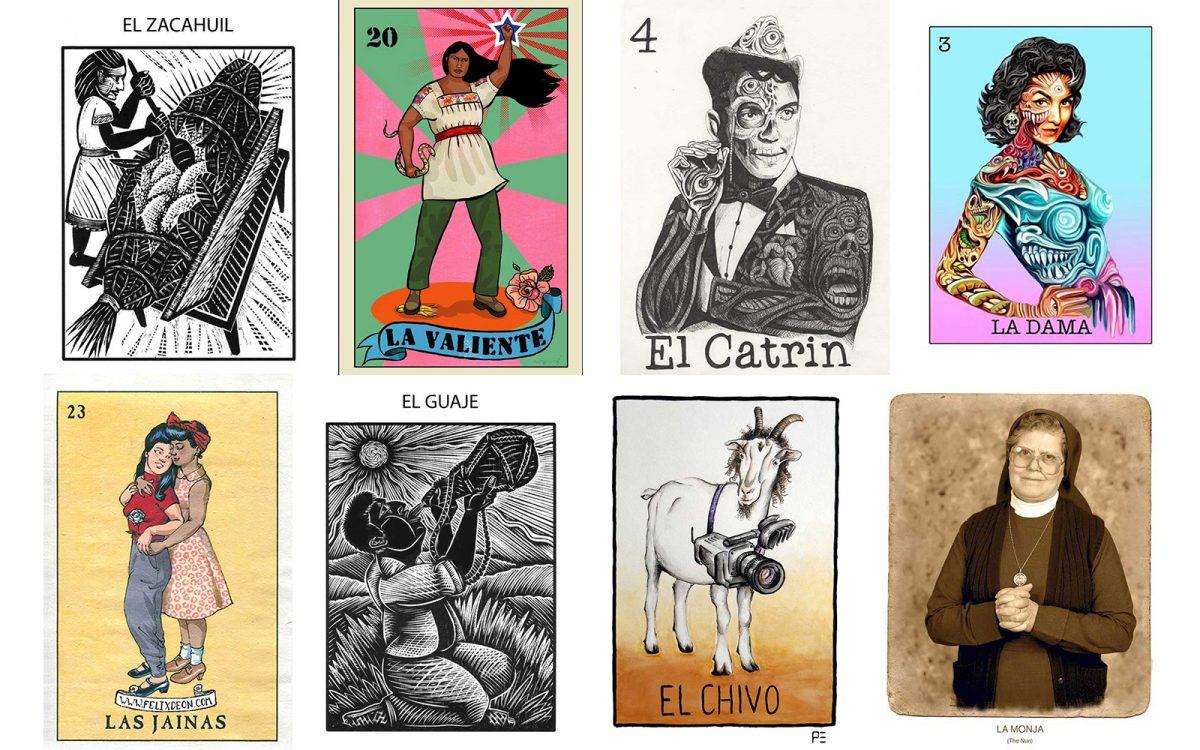 Para Imprimir Cartas Loteria Mexicana