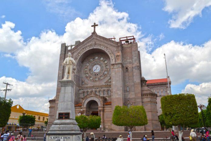 Matehuala, Mexico