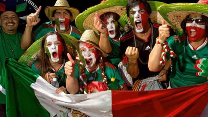 Resultado de imagen para mexicanos en el mundial