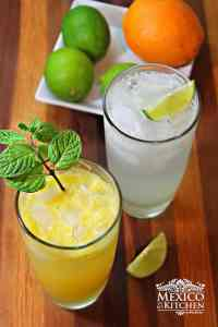 Naranjada y Limonada Preparada