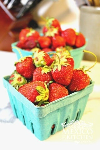 Fresas con crema, las mejores fresas