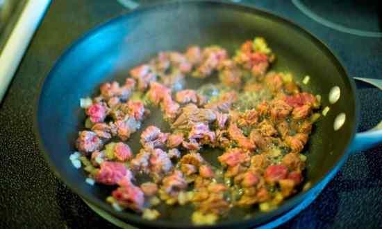 Quesadillas de bistec receta fácil de preparar