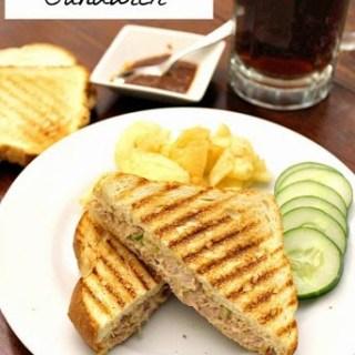 Sandwich de Atun con Chipotle