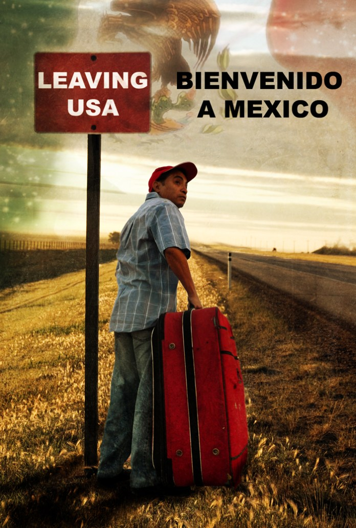 Image result for leaving usa to mexico
