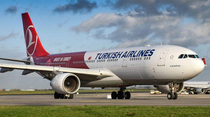 Vuelo Directo de Estambul a la CDMX inicia en agosto