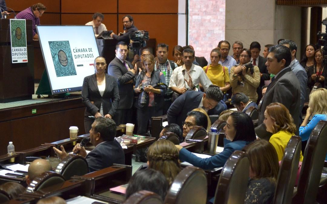 Aprueban en comisiones Reforma Educativa
