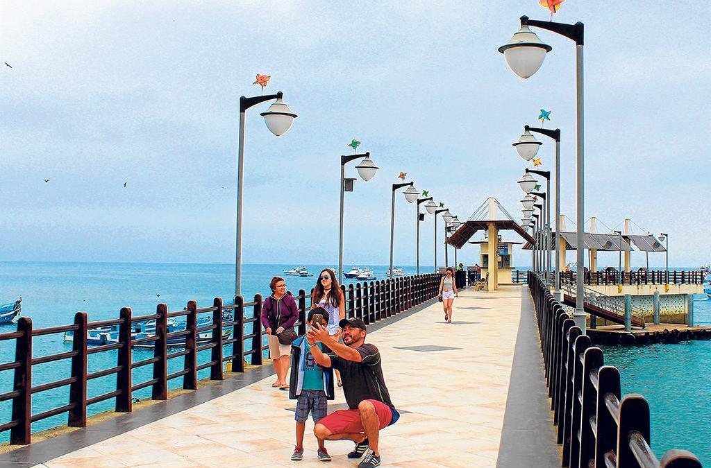 México ocupa la séptima posición mundial en recepción de turistas