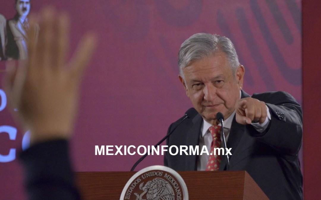 No detendré proceso contra Lozoya.- López Obrador