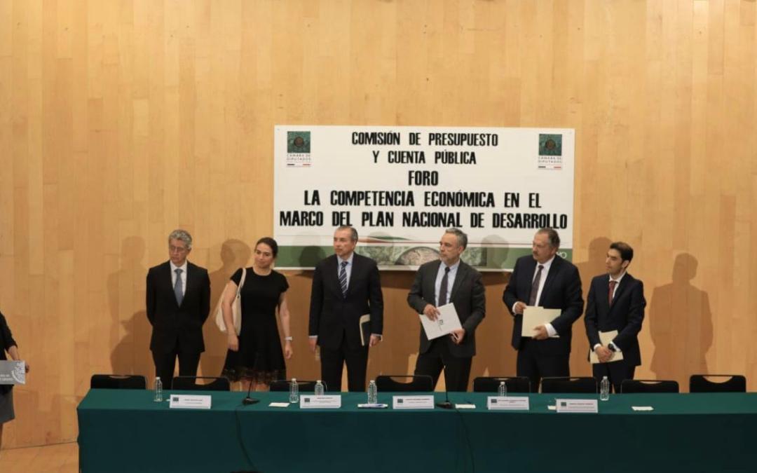 En próximo periodo de sesiones,reformas para contratación de obra pública