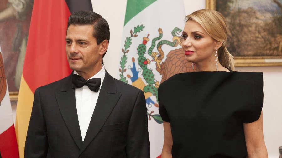 Peña Nieto anuncia su divorcio oficial con Angélica Rivera