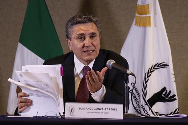 Rechaza CNDH agresiones a militares retenidos y pide se proceda