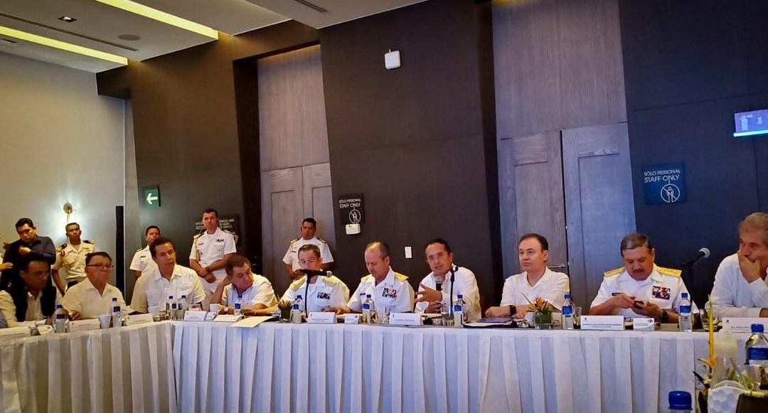 Puerto Morelos sigue normatividad para combatir sargazo