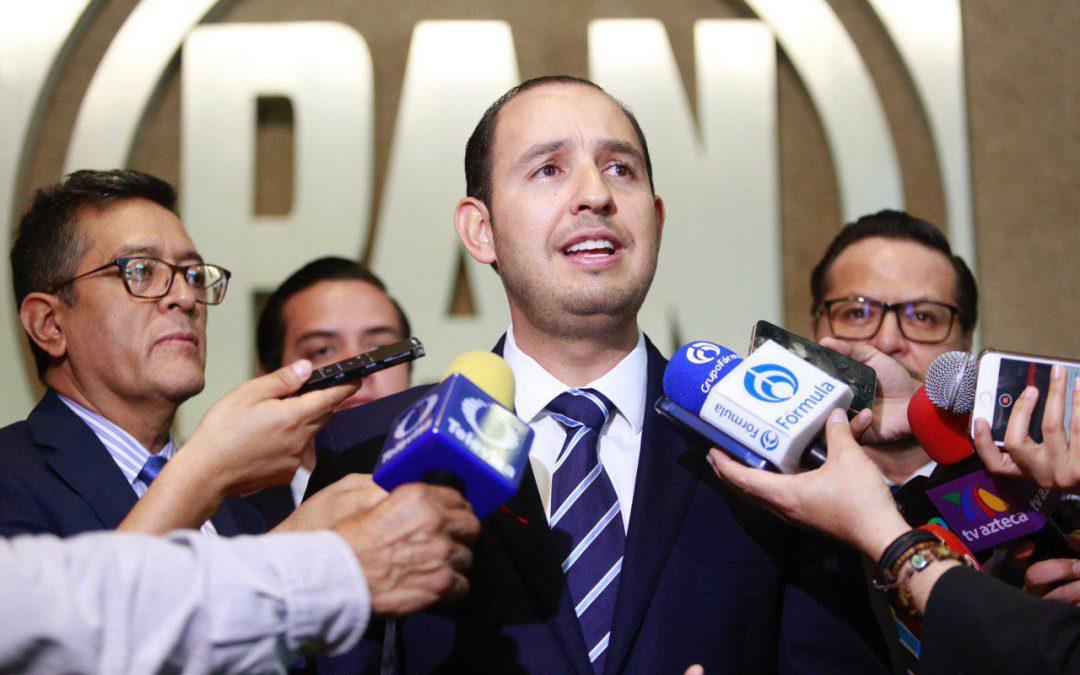 Pide Acción Nacional a AMLO deje de hacer campaña y se asuma como Jefe de Estado