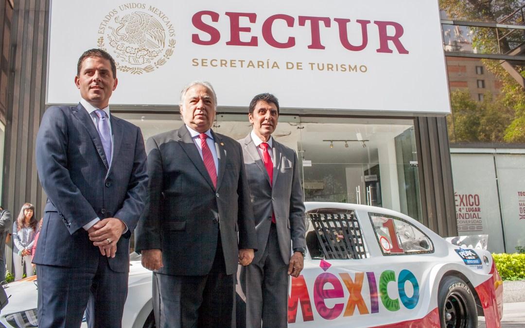 Nascar Peak México promoverán a México en 17 países