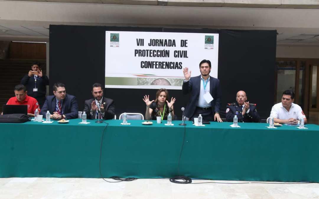 Realizan Jornada de Protección Civil en San Lázaro
