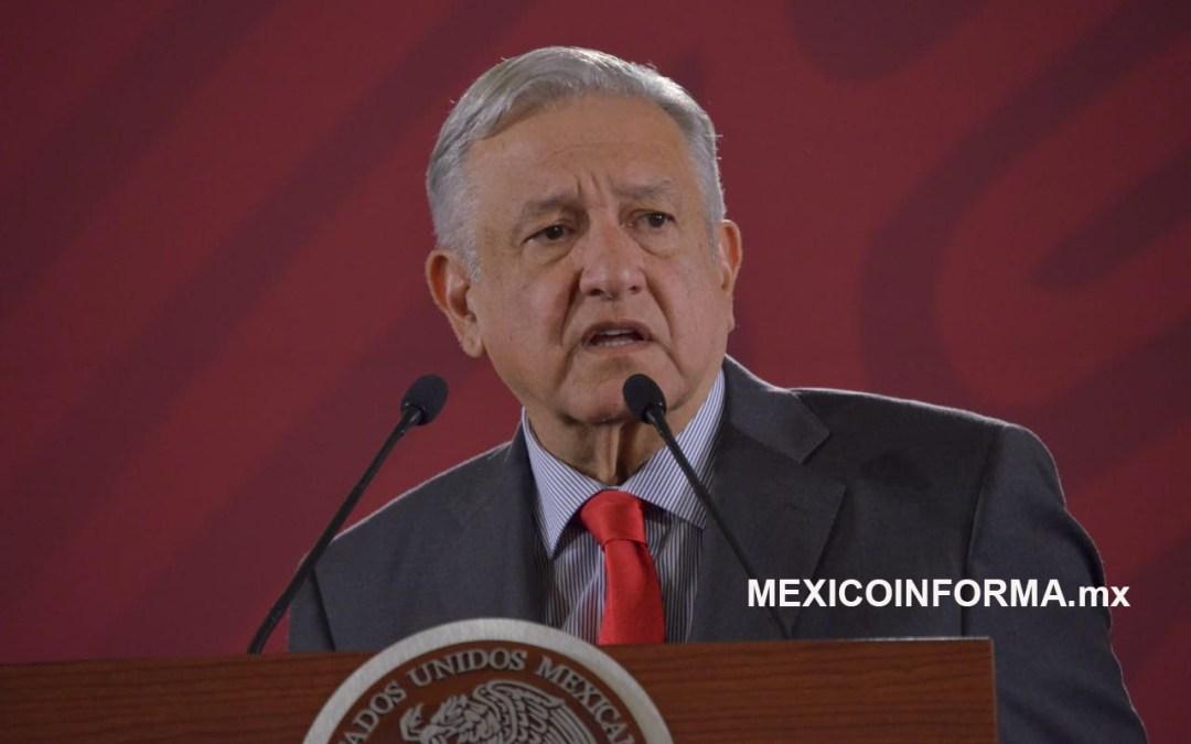 Convoca AMLO unidad en defensa de la dignidad de México