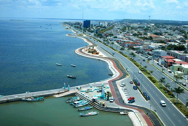 Destinarán 460 mdp para infraestructura en Campeche