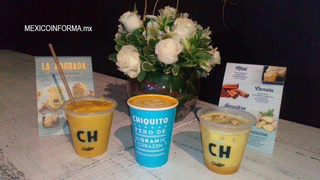Lanza Cielito Querido Café bebida»La Adorada»