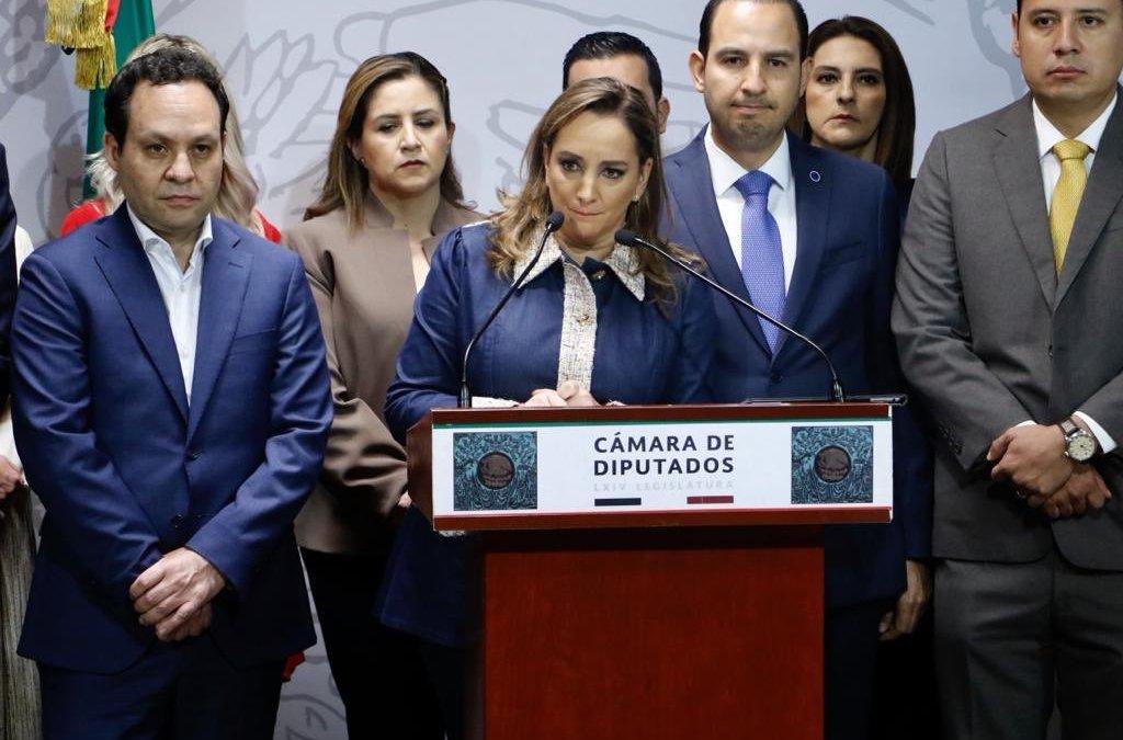 Cacería de brujas no, dice Ruiz Massieu en torno a investigación a Peña