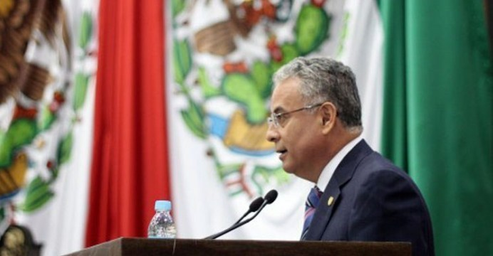 Robo a autotransporte de carga ascendió en 76 por ciento: Rosas Quintanilla