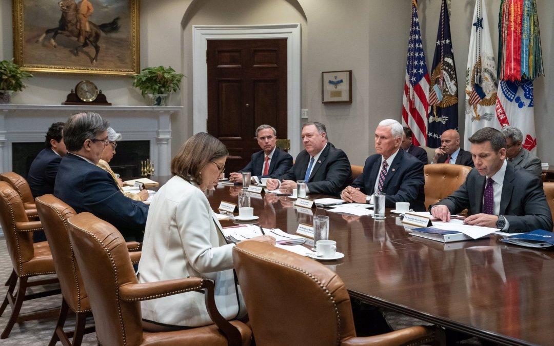México y EU van por tercera ronda de negociaciones