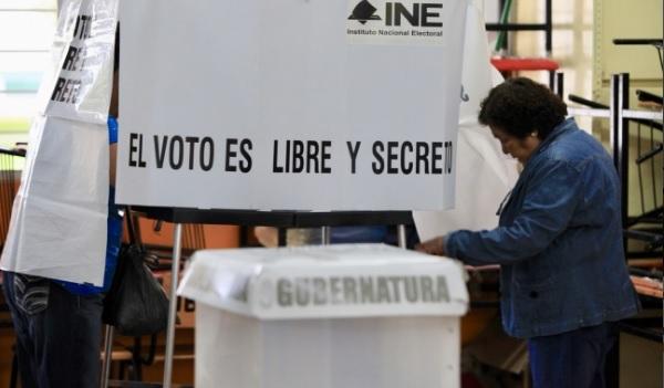 Hoy, elecciones en seis estados