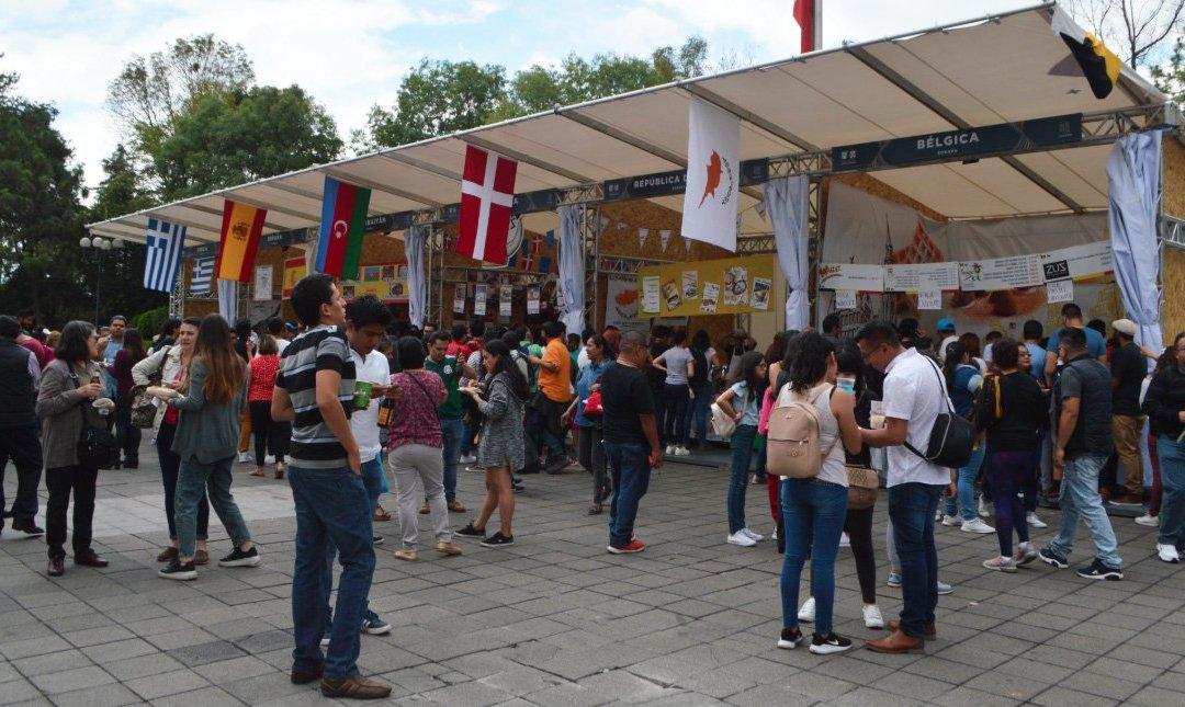Fica 2019 rompe récord de asistencia en Chapultepec