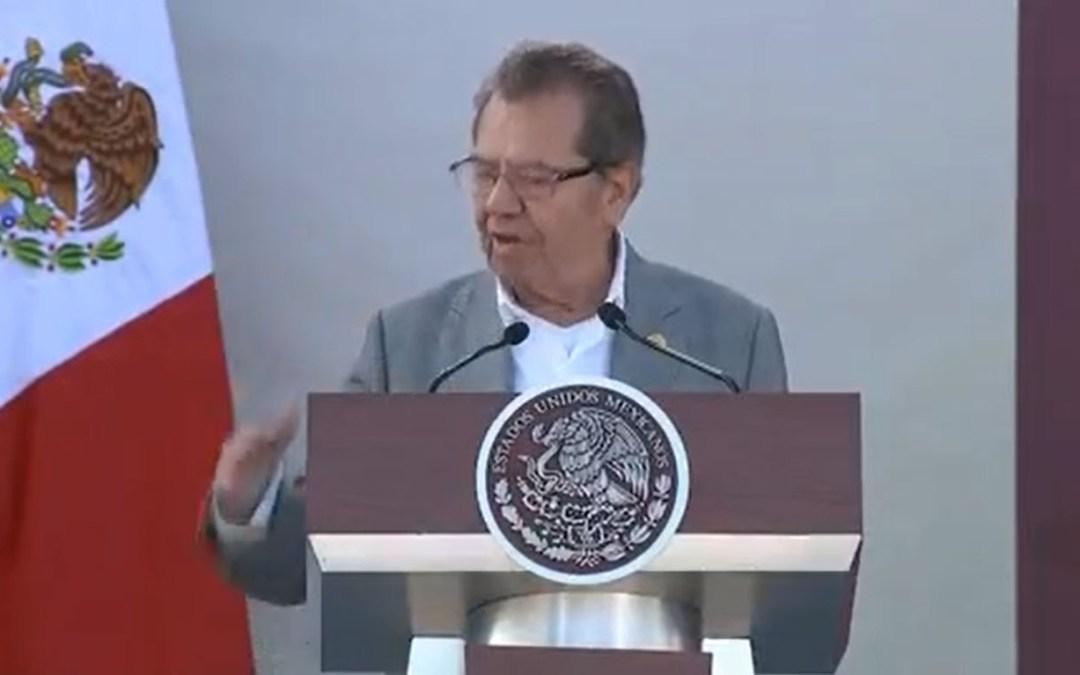 Ebrard jamás se dejó chantajear: Muñoz Ledo