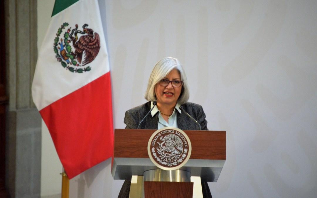 T-MEC generará crecimiento y empleos: Graciela Márquez